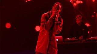 Travis Scott Performs 'Goosebumps'
