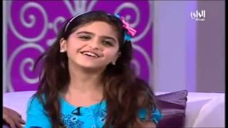 cute arabic girl sing hindi song !!!!!! width=