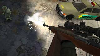 Last Hope Sniper : Zombie War - Android Gameplay
