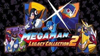 [LIVE!] Mega Man Legacy Collection 2 - Já no 32-bits