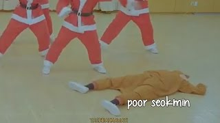 THINGS YOU DIDN'T NOTICE IN SEVENTEEN'S BOOM BOOM (SANTA VER.)