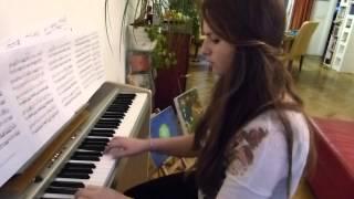 ~Fire, Gavin Degraw piano cover~