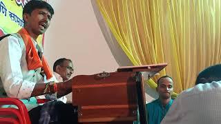 "भैरवी ""सखा माझा ज्ञानेश्वर"". गायक सुप्रसिद्ध बुवा श्री संदीप लोके. पखवाज कु योगेश सामंत."