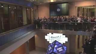Directa festeggia 20 anni al London Stock Exchange