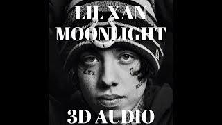 Lil Xan Ft. Charli XCX - Moonlight (3D AUDIO) Use Headphones.