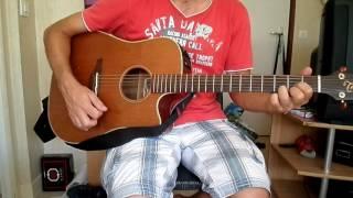 Celle qu il te faut - Keen'V feat Glory comment jouer tuto guitare YouTube En Français