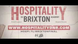 "Hospitality at Brixton Academy - ""The Final"" Friday 27th September 2013"