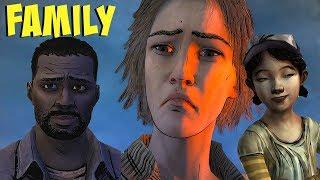 Lilly Remembers Lee - The Walking Dead: Season 4 - Episode 2