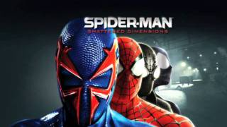 Spider-Man : Shattered Dimensions - Main Theme : Enter The Web-Head
