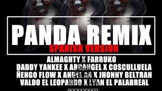 Farruko FT. Varios Artistas - Panda Remix | AUDIO VERSION width=