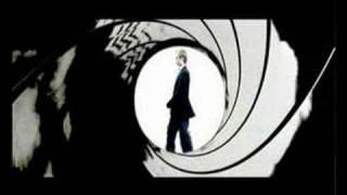James Bond intro - funny twist