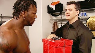 Shane McMahon gives Booker T a gift: SummerSlam 2001