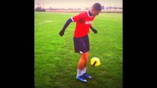 Remzi Ahmeti Skills & Freestyle