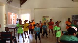 Calypso niños ICROOF San Andrés isla