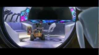 Speed of Love: a WALL-E MV