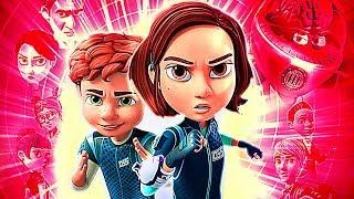 SPY KIDS Series Trailer (Animation, 2018)
