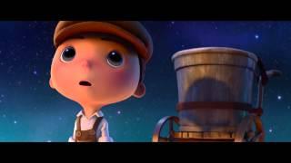 Corti Pixar - La Luna - L'esplosione della stella   HD