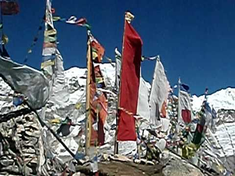 trekking in nepal.AVI             www.asiantreks.com