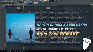 Martin Garrix & Bebe Rexha - In The Name Of Love (FL Studio Remake + FLP)