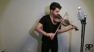 Locked Away (violin remix) - R. City feat. Adam Levine - Rhett Price