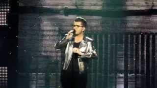 The Voice Tour 2013 - Olympe - Zombie - Caen [HD]