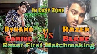 #PUBG #DynamoGaming Dynamo + Sqaud Vs Razer Blade + Squad | Stream Sniping ?? | Shaktimaan Gaming