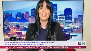 Gob. Kelly anuncia siguientes pasos para el seguro de desempleo