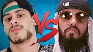 Léo Stronda (Fábrica de Monstros) VS Mussoumano | Batalha de Youtubers