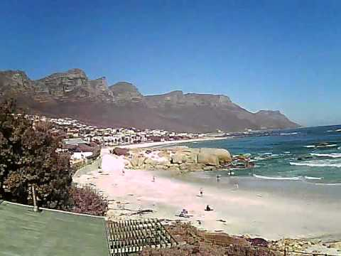 Timelapse Video – Glen Beach & Camps Bay – 18/06/2011