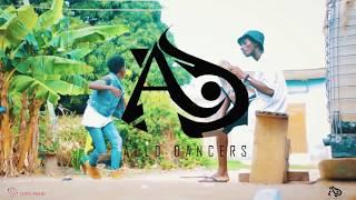 Tee Rhyme - Asankulele dance  cover  by   ALLO MAADJOA AND ALLO DANNY.