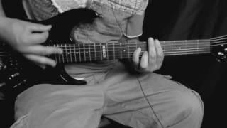 "Papa Roach - ""Help"" Guitar Cover"