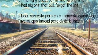 Too little too late - Faber Drive ft. Pierre Bouvier (Lyrics + Subtítulos)