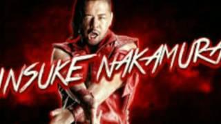 SHINSUKE NAKAMURA WEE THEME SONG REMIX