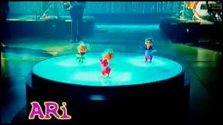 The Chipettes Firework (10) :D