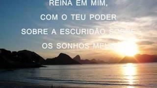REINA EM MIM. VINEYARD - BRASIL (legendado)