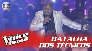 "Lumi canta ""All Night Long"" na Batalha dos Técnicos – 'The Voice Brasil' 