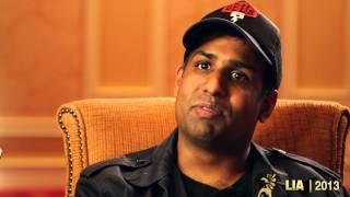 Ramesh Sathiah, Song Zu Sydney discusses LIA 2013 TV - Music & Sound Winners
