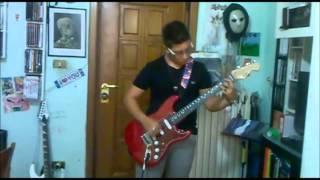 Peces (Sum 41) Guitar Cover width=