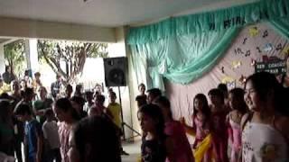 'Dança PACATO CIDADÃO