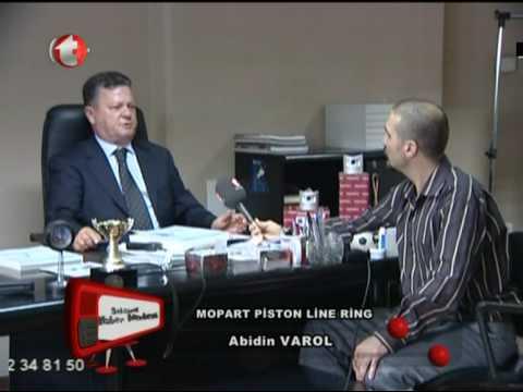 Mopart Otomotiv Kanal T Sektörel Haber Merkezi Nurseli Idiz Interview - mopart.com.tr
