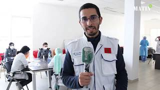 Hôpital Moulay Abdellah-Salé : Voici comment les médecins soldats luttent sur le front