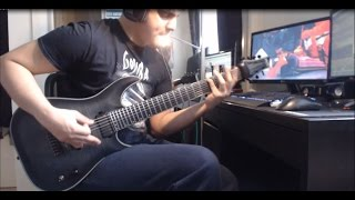 Atomic Amplifire Demo (Metal) | Schecter KM-7