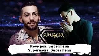 Mandi ft. Naldi - Supermena (Official Lyrics Video)