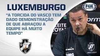 Vasco vence e complica o Cruzeiro; veja coletiva de Vanderlei Luxemburgo