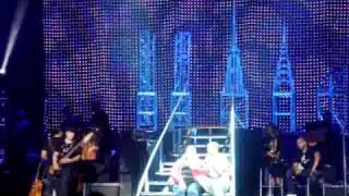 """AVENTURA """"UN BESO"""" LIVE IN SAN JOSE CA 12-13-09"""