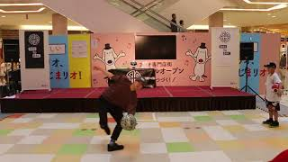 bactopec2018HOKKAIDO #03 A3 DRAGON vs yu-ta