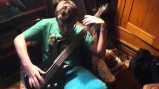 Korn - Trash Bass Cover