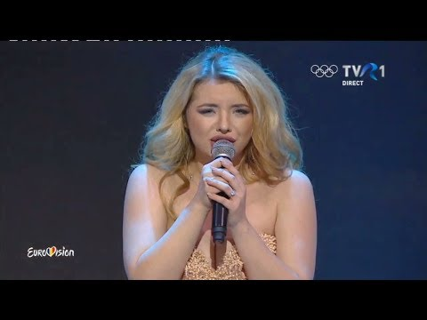 Ioana Ciornea - Time after time | Semifinala Eurovision 2018