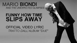 """Mario Biondi ft. Hanne Boel - Funny How Time Slips Away -Official Video Lyric- estratto da """"Due"""""""
