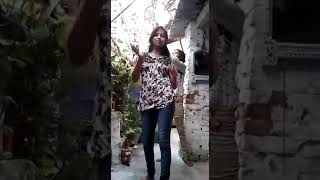 Bhatar abhi bacha BA Dehati dance bakchodi video channel subscribe now please share kare namaskar width=